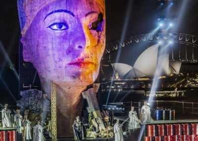 AIDA – Handa Opera on Sydney Harbour